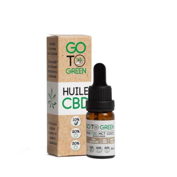 huile cbd 10 haute qualite base coco bio spectre complet